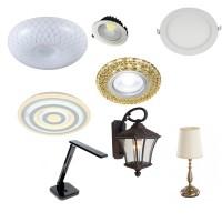 Декоративное освещение, Настольные лампы