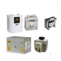 Устройства электропитания, электродвигатели, конденсаторы, заземление