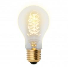 Лампа накаливания A60 40Вт Е27 250Лм Vintage Uniel