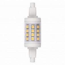 Лампа светодиодная PLZ06WH J78 6Вт 3000К WW R7s 450Лм Uniel
