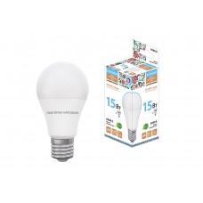 Лампа светодиодная A60 15Вт 6500К 1200Лм Е27 Народная