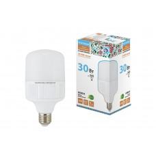 Лампа светодиодная T 30Вт 6500К 2400Лм E27 (100x178мм) Народная
