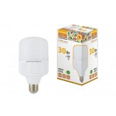 Лампа светодиодная T 30Вт 4000К 2400Лм E27 (100x178мм) Народная