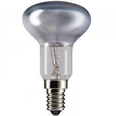 Лампа накаливания R63 60Вт E27 Philips