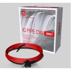 IQ PIPE CW15м резистивный комплект для обогрева труб