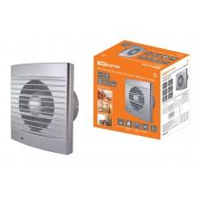 Вентилятор бытовой 100 С-5 серебро SQ1807-0122 TDM