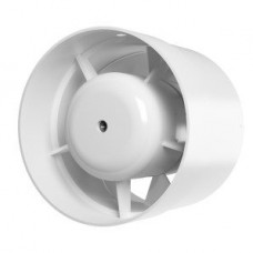 Вентилятор осевой канальный прит-выт d100