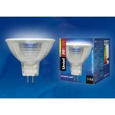 Лампа галогенная МR16 50Вт 12В GU5.3 Uniel