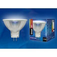 Лампа галогенная МR16 35Вт 220В GU5.3 Uniel