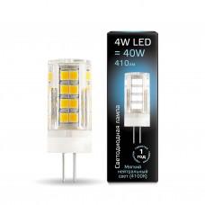 Лампа светодиодная 4Вт 185-265В 4100К 410Лм G4 Gauss