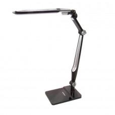 Настольная лампа SL-TL315  SUPRA (black, на подставке, сенсор, 32 светодиодов, 10Вт.)