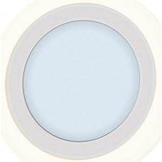 Светильник LED Piatto LED R 12+6 4000K (195*25мм врезное отверстие 155мм)