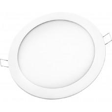 Светильник LED Piatto LED R 20W 4000K (225*25мм врезное отверстие 210мм)