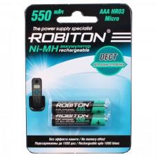Аккумулятор ROBITON 550 AAA