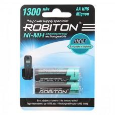 Аккумулятор ROBITON 1300 AA