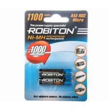 Аккумулятор ROBITON 1100 AAA