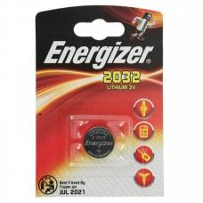 Эл. питания Energizer CR2032