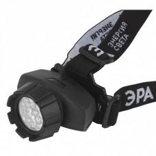 Фонарь GB-605 ЭРА Налобный [23xLED, 3xAAA н/к, 4 реж., черный]