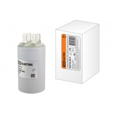 Конденсатор ДПС 450В, 10мкФ, 5%, плоский разъем, TDM