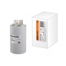 Конденсатор ДПС, 450В, 20мкФ, 5%, плоский разъем, TDM