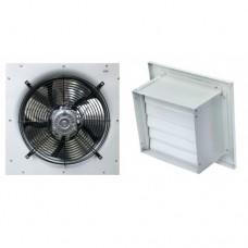 Вентилятор ВО-4 380В