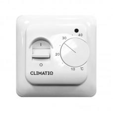 Базовый терморегулятор CLIMATIQ BT (белый)