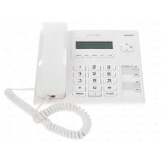 Телефон Alcatel T56 white (с определителем номера)